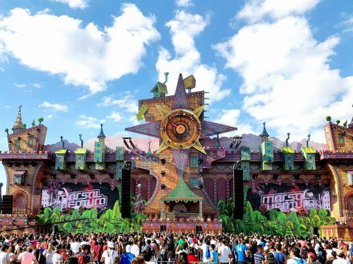 Daydream Festival Mexico, 2016
