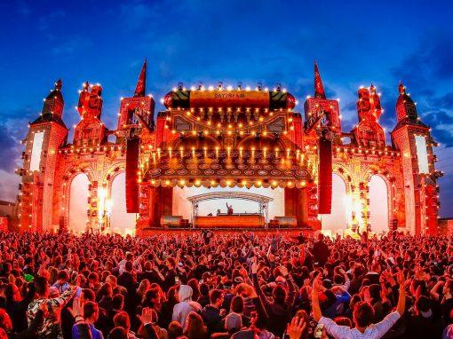 Daydream Festival Belgium, 2016