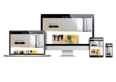 Webdesign – Handdesinfectiepaal
